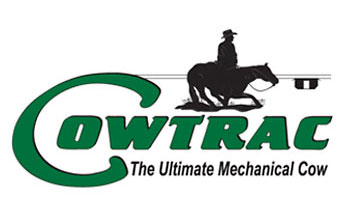 CowTrac Mechanical Cow Logo